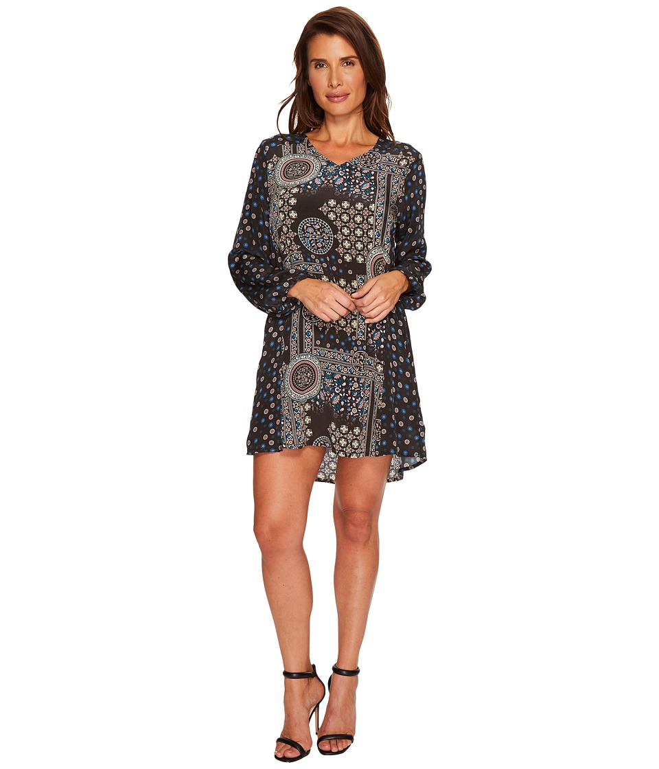 Tolani Arielle Tunic Dress (Noire) Women