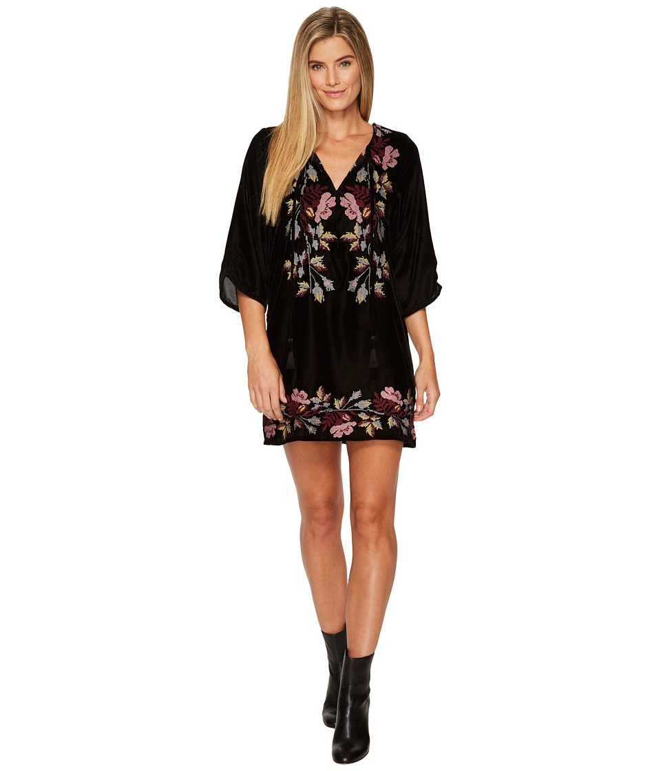 Tolani Shisha Tunic Dress (Sable) Women