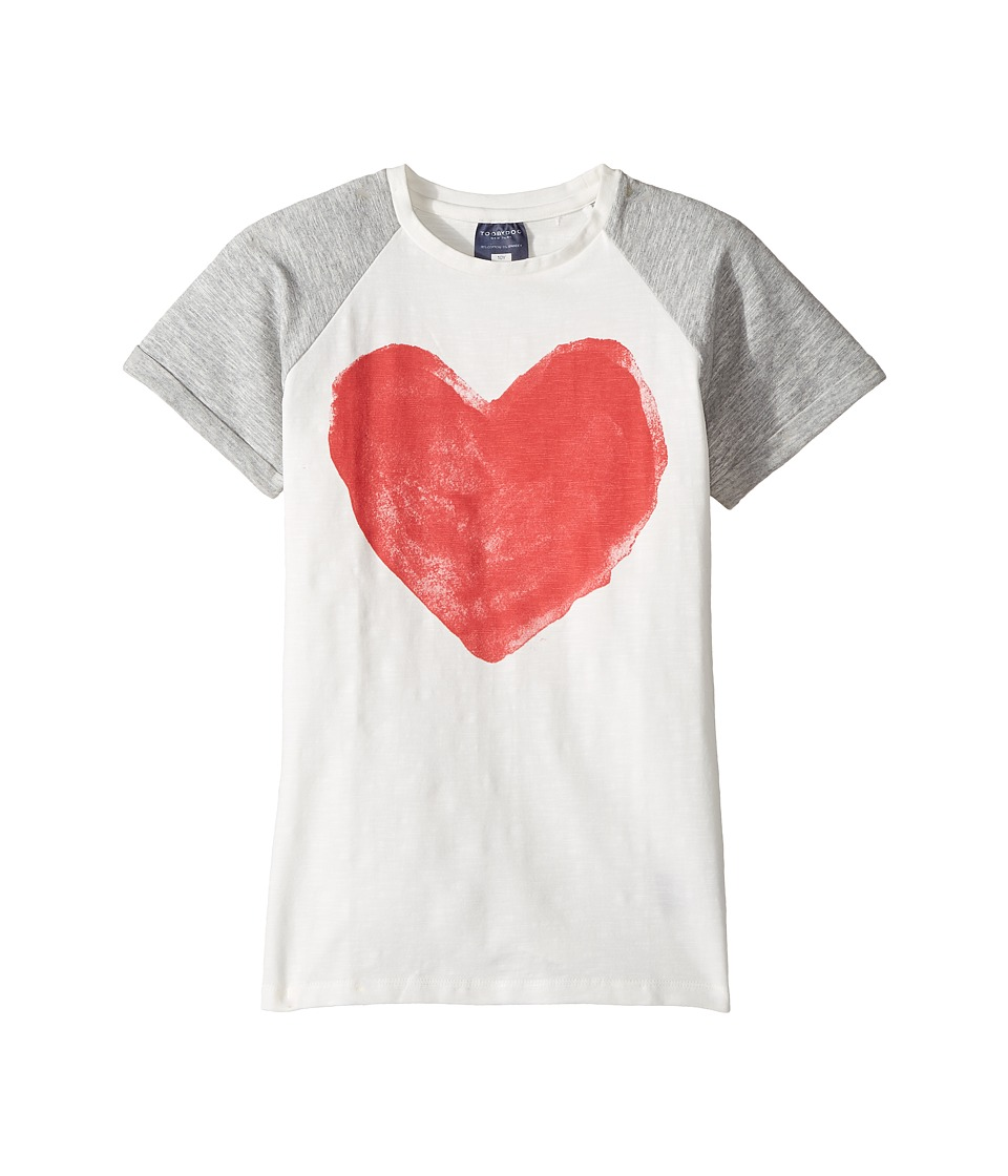 Toobydoo - Graphic Heart T