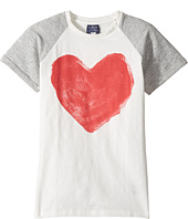 Toobydoo - Graphic Heart T-Shirt (Toddler/Little Kids/Big Kids)