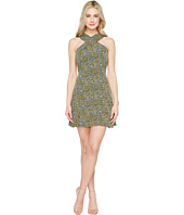 MICHAEL Michael Kors - Quinn Cross Neck Dress