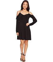 MICHAEL Michael Kors - Cold Shoulder Chainstrap Dress