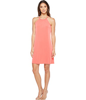 MICHAEL Michael Kors - Solid Matte Jersey Halter Dress