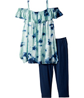 Splendid Littles - All Over Tie-Dye Voile Set (Little Kids)