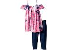 Splendid Littles - All Over Tie-Dye Voile Set (Little Kids)