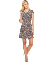 MICHAEL Michael Kors - Brooks Shirred Neck Dress