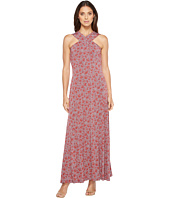 MICHAEL Michael Kors - Augusta Cross Neck Maxi