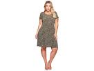 MICHAEL Michael Kors - Plus Size Finley Mamba Cap Dress