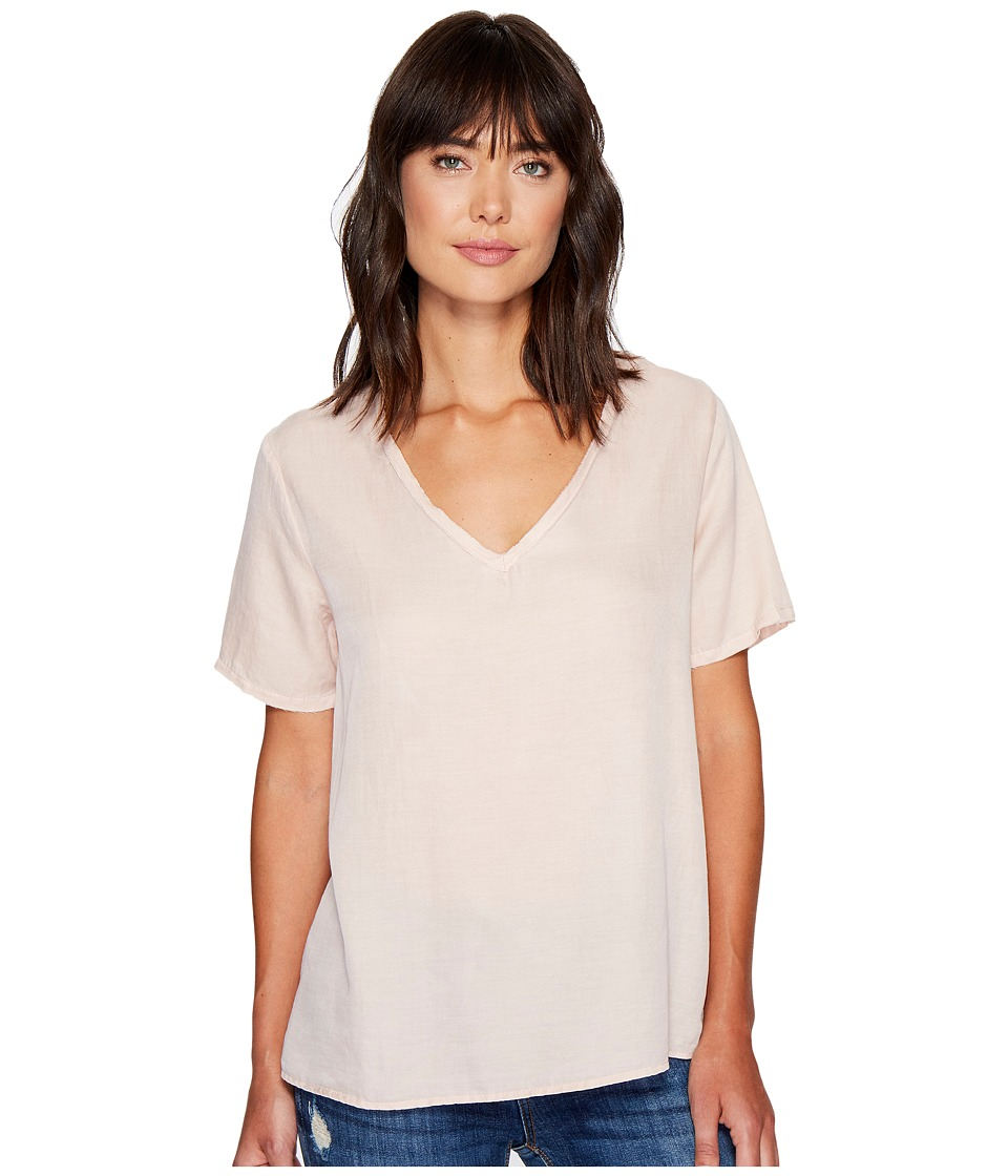Project Social T Project Social T - Noelle Silk V-Neck