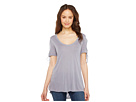Parsons Cold Shoulder Tee