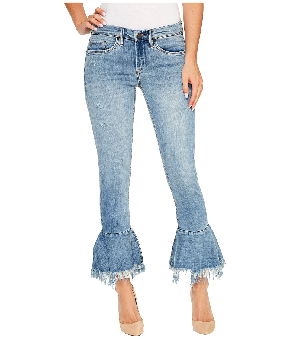 Blank NYC - Belle Bottom Denim in Fancy That (Fancy That) Womens Jeans