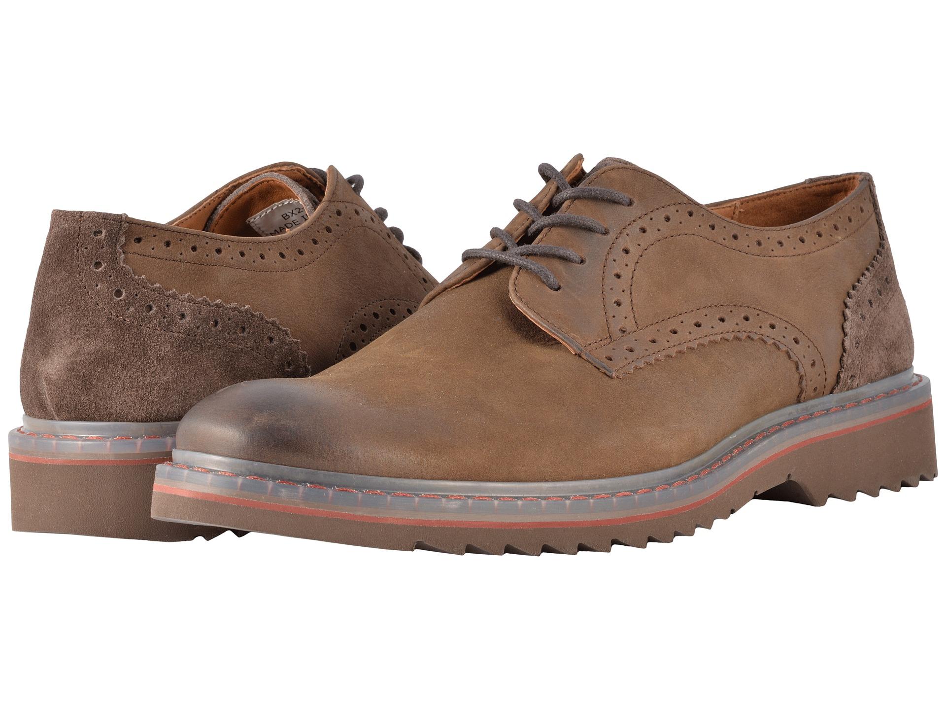 Shoe Glossary: Oxfords
