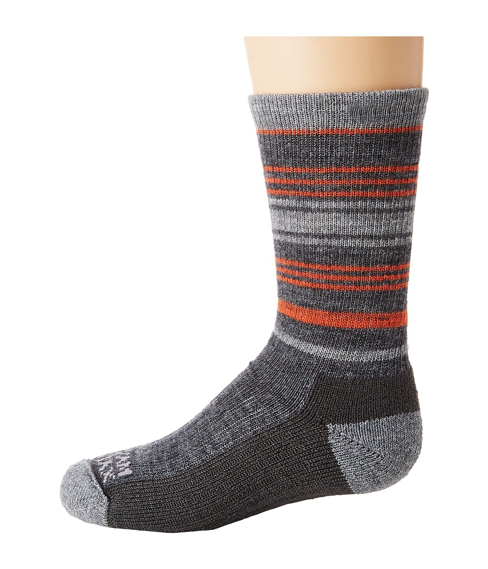 Wigwam - Highline Pro (Toddler/Little Kid/Big Kid) (Red Clay) Women's Crew Cut Socks Shoes