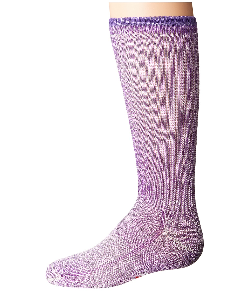 Wigwam - Merino Comfort Hiker (Toddler/Little Kid/Big Kid) (Purple Summit) Women's Crew Cut Socks Shoes