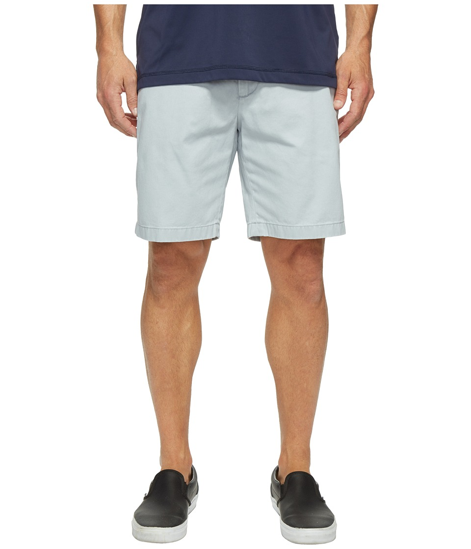 Nautica - Anchor Twill Flat Front Shorts