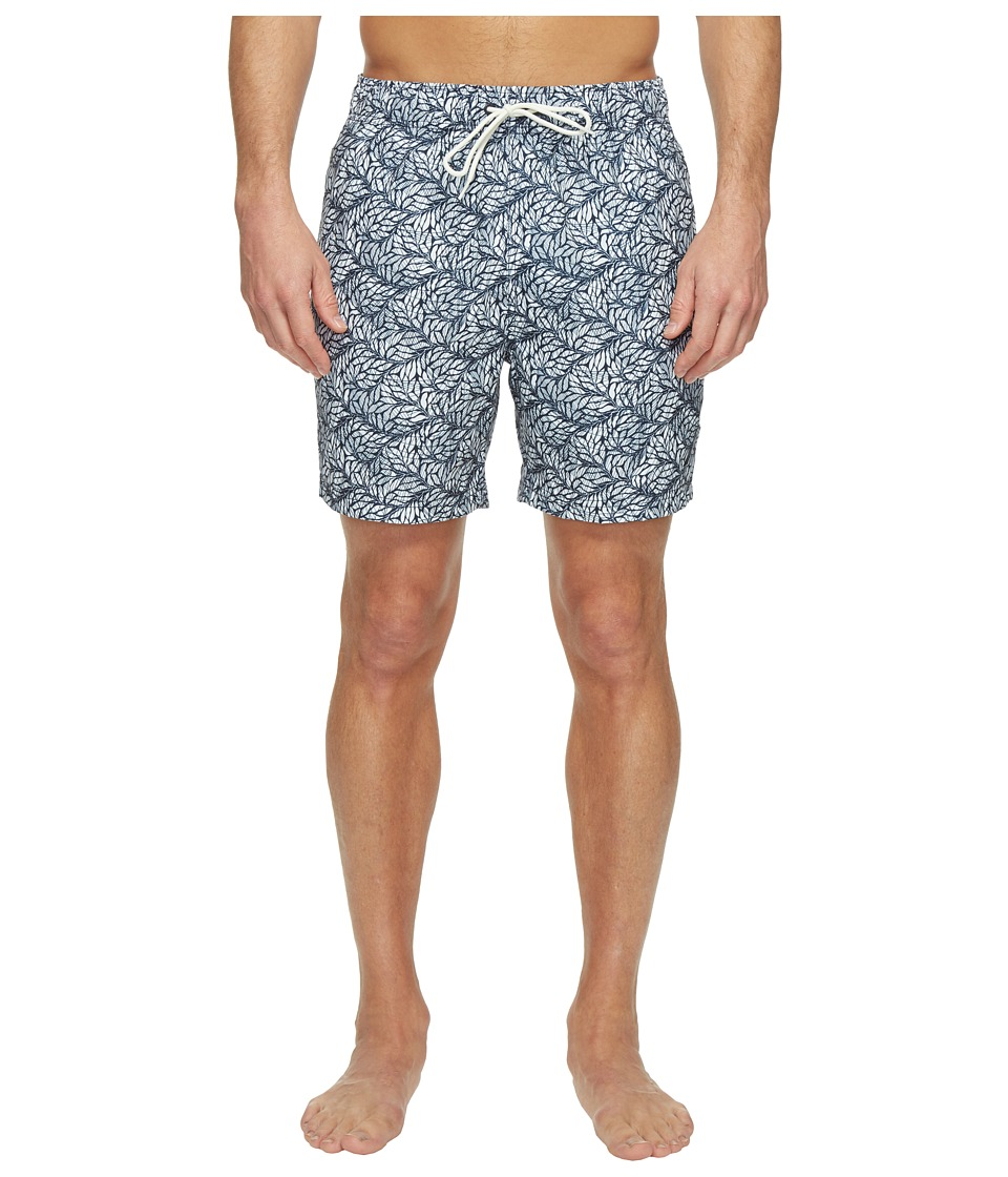 Nautica Nautica - Leaves Print Trunk