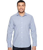 Nautica - Long Sleeve Wrinkle Resistant Small Plaid