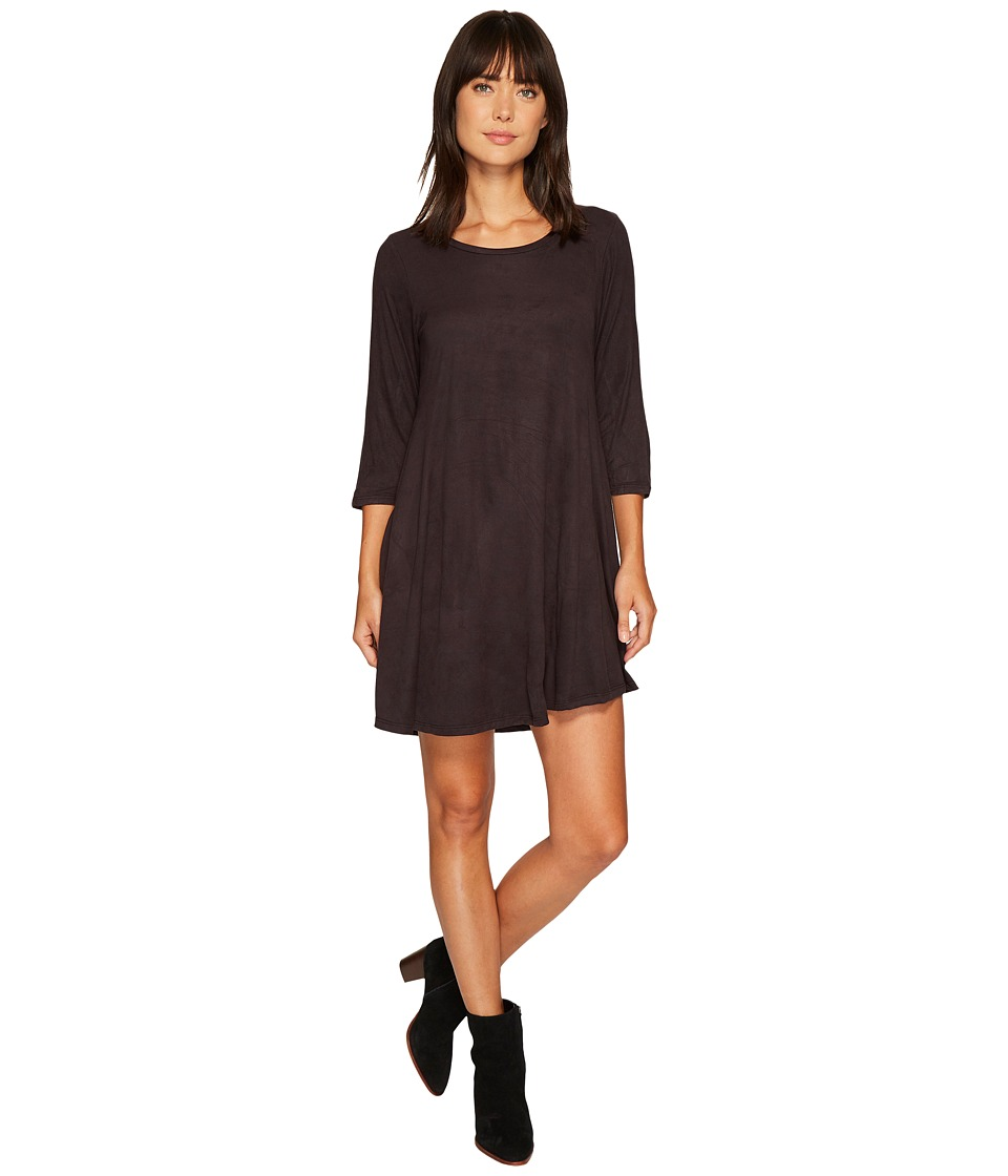Rock and Roll Cowgirl - 3/4 Sleeve Dress D4
