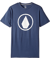 Volcom Kids - Burnt Short Sleeve Tee (Big Kids)