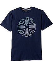 Volcom Kids - Sound Maze Short Sleeve Tee (Big Kids)