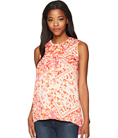 Ellen Tracy - Sleeveless Two-Pocket Shirt