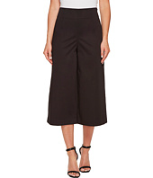 Ellen Tracy - High Waist Side Zip Culotte