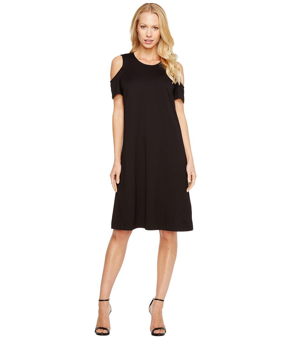 Ellen Tracy - Open Shoulder Dress