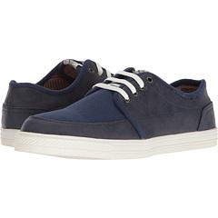 Unionbay Bothell Men's Low-Top Sneakers (Navy)