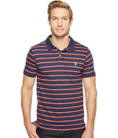 U.S. POLO ASSN. - Solid Jersey Polo Shirt