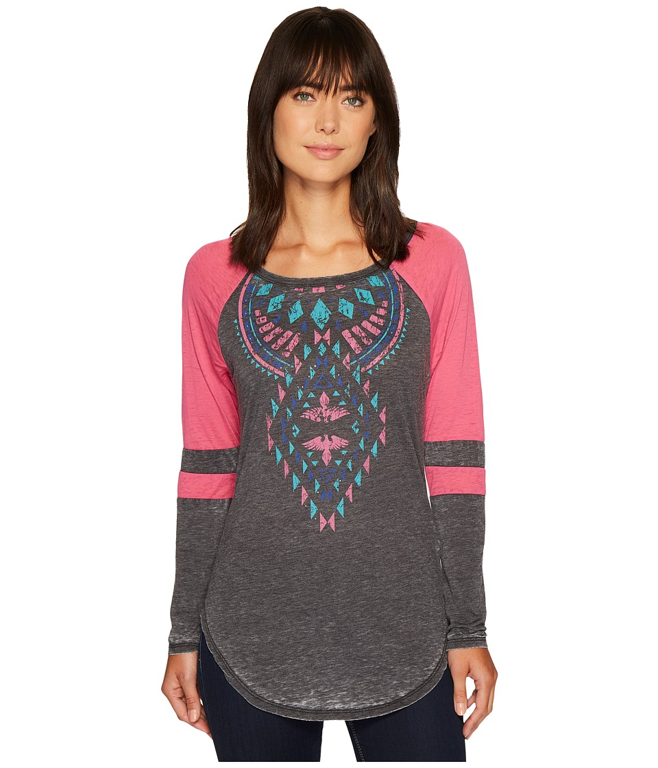Rock and Roll Cowgirl - Long Sleeve Tee 48T3530
