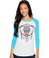 Rock and Roll Cowgirl - 3/4 Sleeve Tee 48T3523