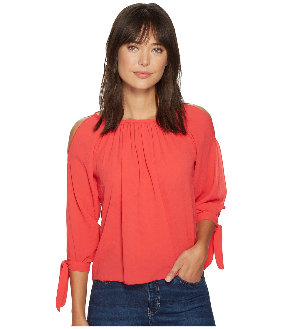 Rock and Roll Cowgirl - 3/4 Sleeve Blouse B4