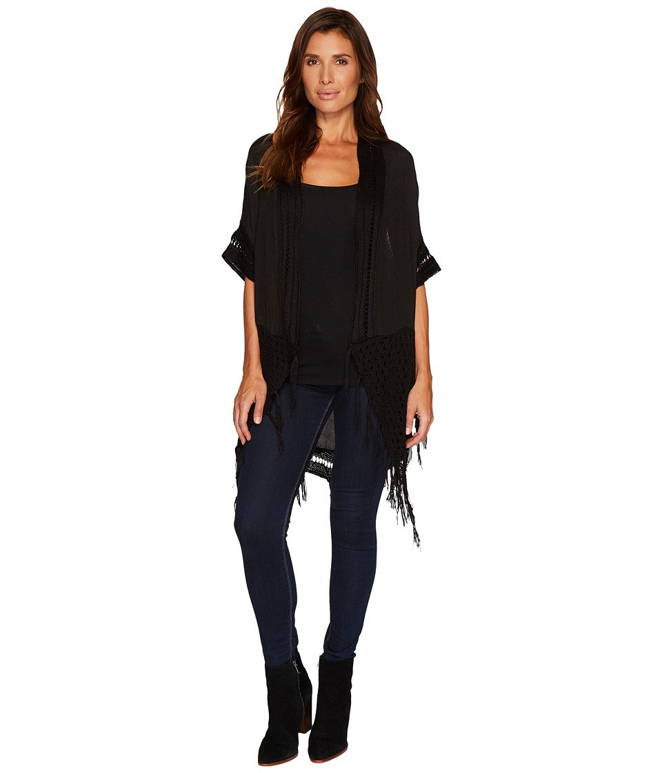 Rock and Roll Cowgirl - Woven Duster 46-3796