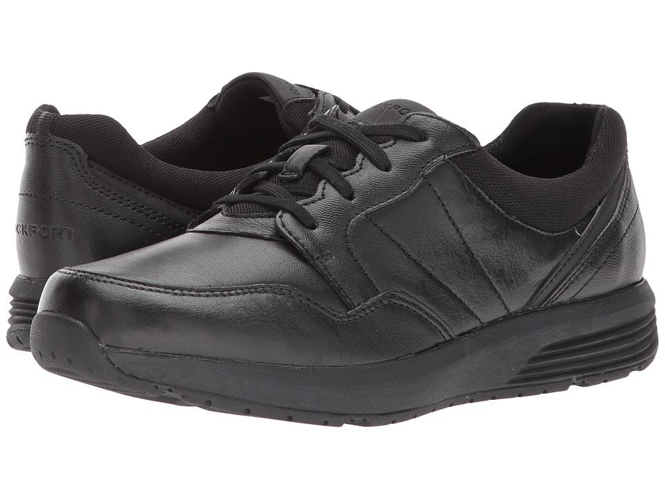 Rockport Trustride Lace Up (Black) Women's Shoes