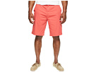 Nautica Big & Tall - Big & Tall True Khaki Flat Front Short