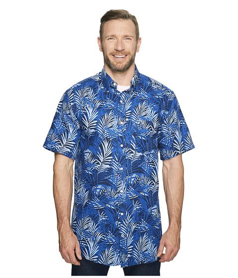 94794fb4d1d7 30%OFF Nautica Big   Tall Big   Tall Short Sleeve Tropical Print Woven Shirt
