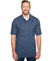 Nautica Big & Tall - Big & Tall Leaves Print Polo Knits