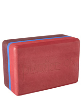Manduka - Recycled Foam Block Three-Tone