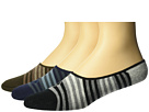 Sperry Tonal Tri-Stripe Cushioned Canoe Liner