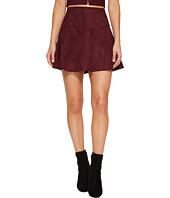 Jack by BB Dakota - Hal Faux Suede Scuba Skirt