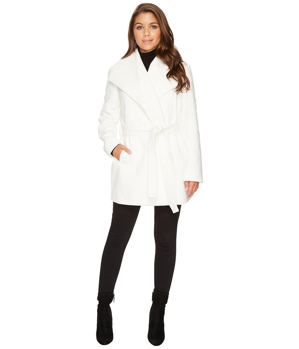 Jack by BB Dakota - Banks Melton Jacket (Ivory) Womens Coat