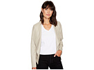 Leora Quilted PU Jacket