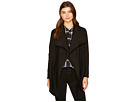 Jack by BB Dakota - Lauritz Solid Slub French Terry Jacket with Faux Suede Sleeves