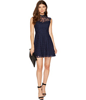 BB Dakota - Becky High Neck Lace Dress