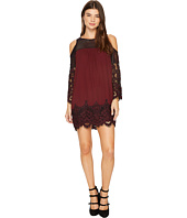 BB Dakota - Jackey Two-Tone Lace Dress