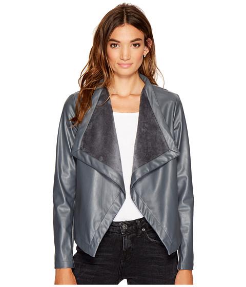 BB Dakota Gracelyn Drape Front Jacket