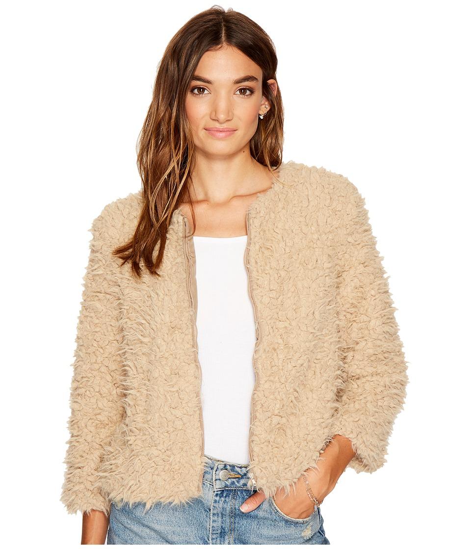 BB Dakota - Macy Faux Fur Jacket