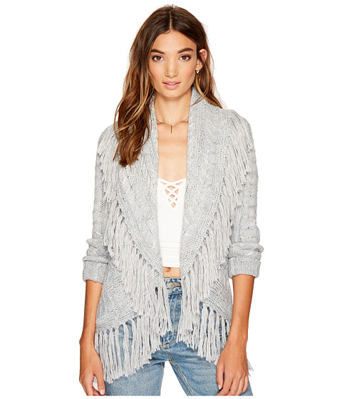 BB Dakota Karli Fringe Detailed Sweater