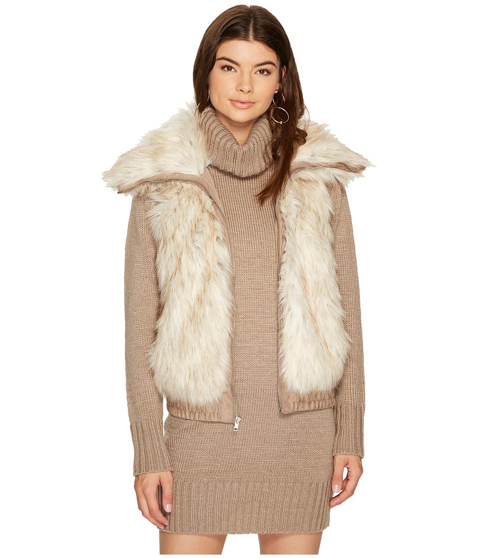 BB Dakota - Hettie Faux Fur Vest