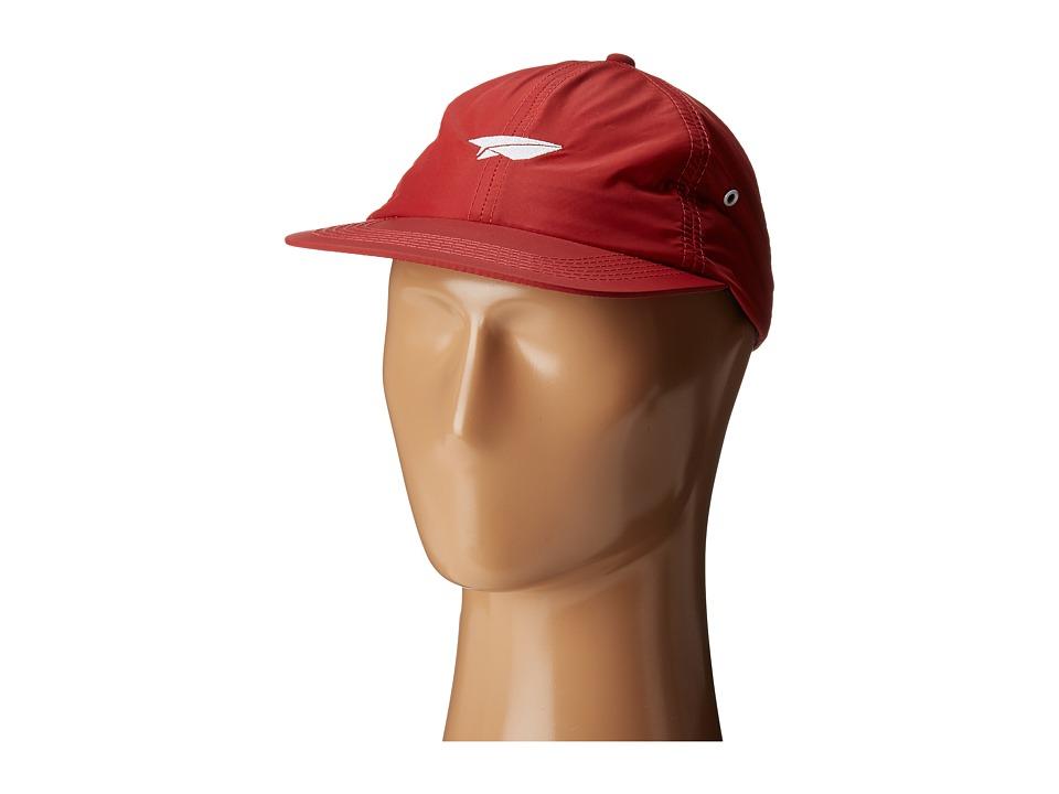 Benny Gold - Paper Plane Nylon Polo Hat